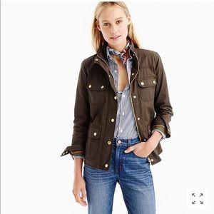 😍 J. Crew The Downtown Field Jacket